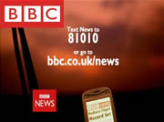 BBC New 24 mobile